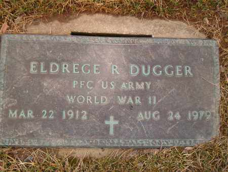DUGGER, ELDREGE - Franklin County, Ohio | ELDREGE DUGGER - Ohio Gravestone Photos
