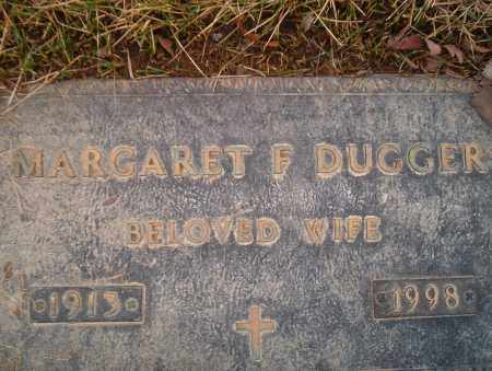 DUGGER, MARGARET - Franklin County, Ohio | MARGARET DUGGER - Ohio Gravestone Photos