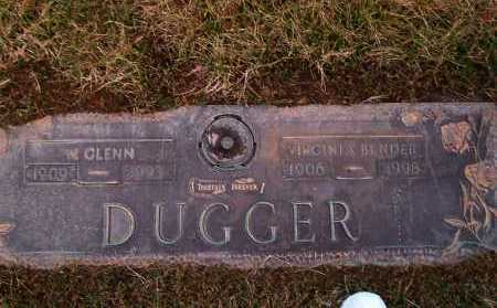DUGGER, WILLIAM GLENN - Franklin County, Ohio   WILLIAM GLENN DUGGER - Ohio Gravestone Photos