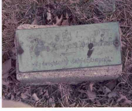 "DURBORAW, E. F.    ""ZINKA"" - Franklin County, Ohio | E. F.    ""ZINKA"" DURBORAW - Ohio Gravestone Photos"