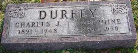 DURFEY, JOSEPHINE - Franklin County, Ohio | JOSEPHINE DURFEY - Ohio Gravestone Photos