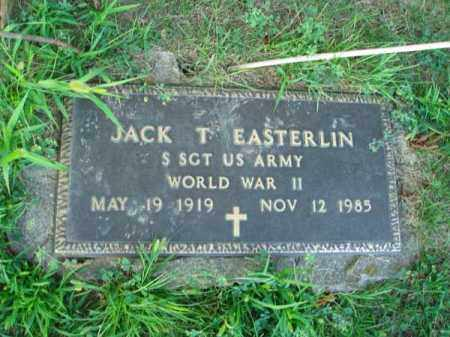 EASTERLIN, JACK T. - Franklin County, Ohio   JACK T. EASTERLIN - Ohio Gravestone Photos