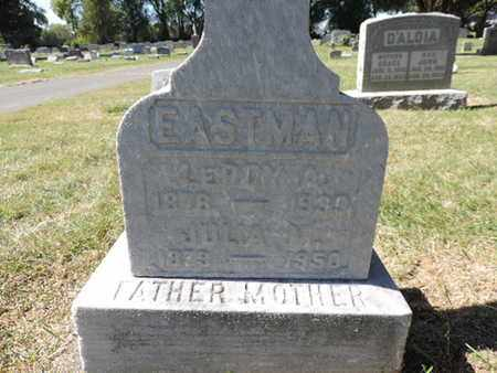 EASTMAN, LEROY A. - Franklin County, Ohio | LEROY A. EASTMAN - Ohio Gravestone Photos