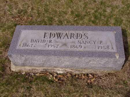 EDWARDS, DAVID R. - Franklin County, Ohio   DAVID R. EDWARDS - Ohio Gravestone Photos