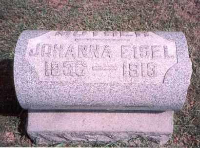 EISEL, JOHANNA - Franklin County, Ohio   JOHANNA EISEL - Ohio Gravestone Photos