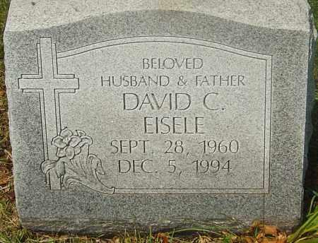 EISELE, DAVID C - Franklin County, Ohio   DAVID C EISELE - Ohio Gravestone Photos