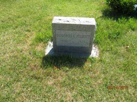 ELLIOTT, DOLORES C - Franklin County, Ohio | DOLORES C ELLIOTT - Ohio Gravestone Photos