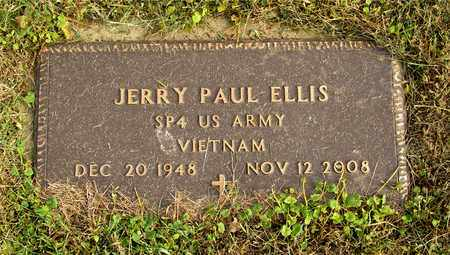ELLIS, JERRY PAUL - Franklin County, Ohio | JERRY PAUL ELLIS - Ohio Gravestone Photos
