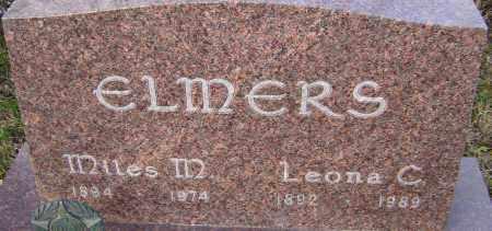 ELMERS, MILES - Franklin County, Ohio | MILES ELMERS - Ohio Gravestone Photos