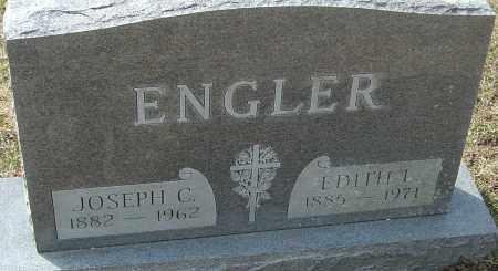 ENGLER, EDITH L - Franklin County, Ohio | EDITH L ENGLER - Ohio Gravestone Photos