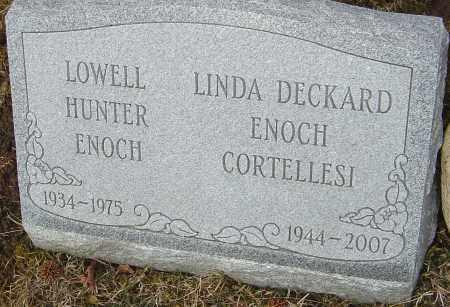 DECKARD CORTELLESI, LINDA - Franklin County, Ohio | LINDA DECKARD CORTELLESI - Ohio Gravestone Photos