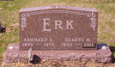 ERK, KENNARD R. - Franklin County, Ohio | KENNARD R. ERK - Ohio Gravestone Photos