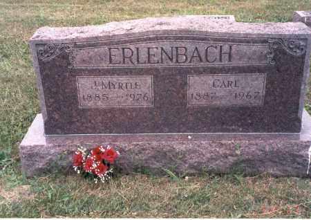 ERLENBACH, CARL - Franklin County, Ohio   CARL ERLENBACH - Ohio Gravestone Photos