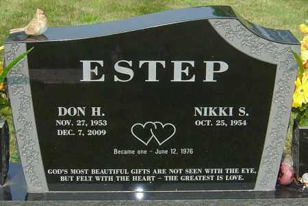 ESTEP, DON H - Franklin County, Ohio | DON H ESTEP - Ohio Gravestone Photos
