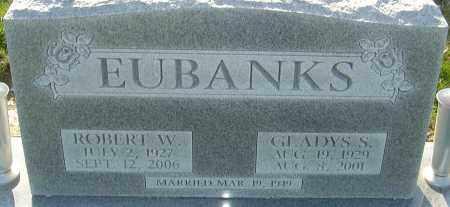 EUBANKS, GLADYS S - Franklin County, Ohio | GLADYS S EUBANKS - Ohio Gravestone Photos