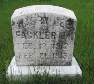 FAGKLER, HARRY LEE - Franklin County, Ohio | HARRY LEE FAGKLER - Ohio Gravestone Photos