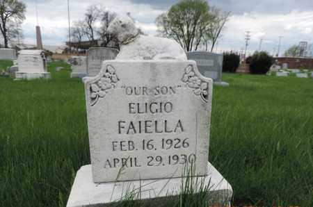 FAIELLA, ELIGIO - Franklin County, Ohio   ELIGIO FAIELLA - Ohio Gravestone Photos