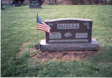 FAIELLA, NICK J. - Franklin County, Ohio   NICK J. FAIELLA - Ohio Gravestone Photos