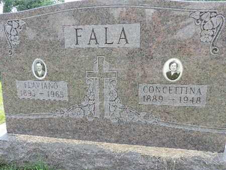FALA, FLAVIANO - Franklin County, Ohio | FLAVIANO FALA - Ohio Gravestone Photos