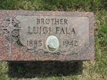 FALA, LUIGI - Franklin County, Ohio   LUIGI FALA - Ohio Gravestone Photos