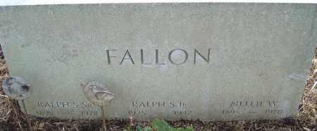 FALLON SR, RALPH S - Franklin County, Ohio | RALPH S FALLON SR - Ohio Gravestone Photos