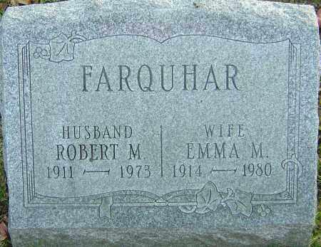 FARQUHAR, ROBERT - Franklin County, Ohio | ROBERT FARQUHAR - Ohio Gravestone Photos