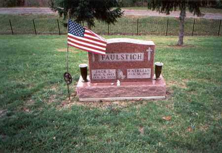 FAULSTICH, KATHLEEN - Franklin County, Ohio | KATHLEEN FAULSTICH - Ohio Gravestone Photos