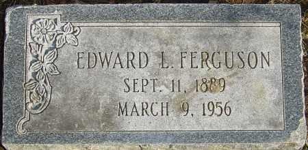 FERGUSON, EDWARD J - Franklin County, Ohio | EDWARD J FERGUSON - Ohio Gravestone Photos