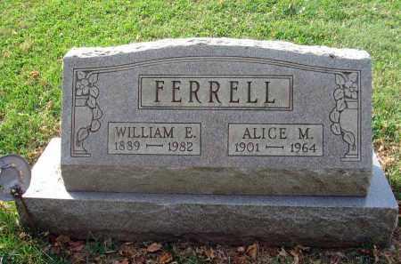 FERRELL, WILLIAM E. - Franklin County, Ohio | WILLIAM E. FERRELL - Ohio Gravestone Photos