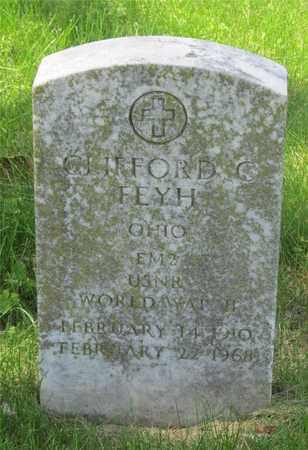 FEYH, CLIFFORD C. - Franklin County, Ohio | CLIFFORD C. FEYH - Ohio Gravestone Photos