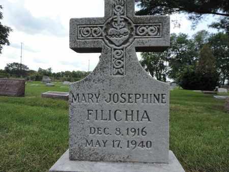 FILICHIA, MARY JOSEPHINE - Franklin County, Ohio | MARY JOSEPHINE FILICHIA - Ohio Gravestone Photos