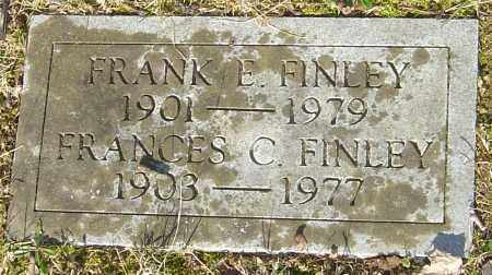 FINLEY, FRANCES C - Franklin County, Ohio | FRANCES C FINLEY - Ohio Gravestone Photos