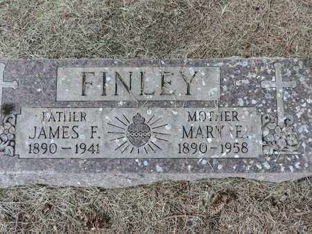 FINLEY, JAMES F. - Franklin County, Ohio | JAMES F. FINLEY - Ohio Gravestone Photos