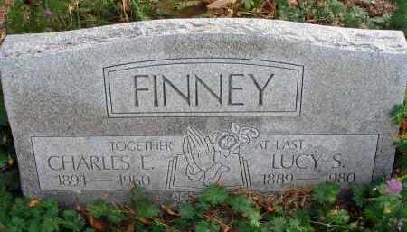 FINNEY, CHARLES E. - Franklin County, Ohio | CHARLES E. FINNEY - Ohio Gravestone Photos