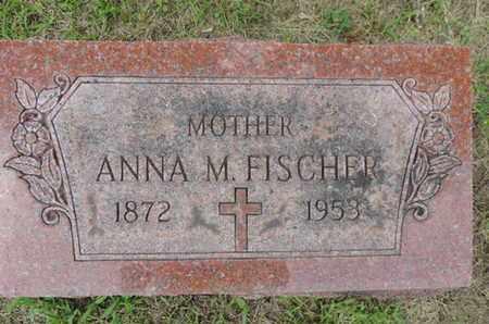 FISCHER, ANNA M. - Franklin County, Ohio   ANNA M. FISCHER - Ohio Gravestone Photos