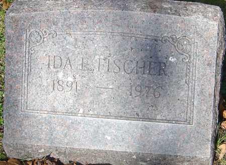 FISCHER, IDA E - Franklin County, Ohio   IDA E FISCHER - Ohio Gravestone Photos