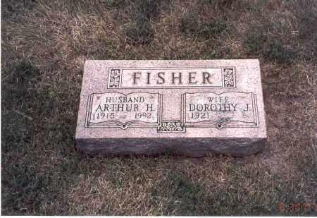 FISHER, DOROTHY J. - Franklin County, Ohio | DOROTHY J. FISHER - Ohio Gravestone Photos