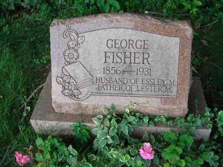 FISHER, GEORGE - Franklin County, Ohio   GEORGE FISHER - Ohio Gravestone Photos