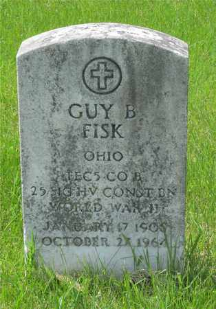 FISK, GUY B. - Franklin County, Ohio | GUY B. FISK - Ohio Gravestone Photos