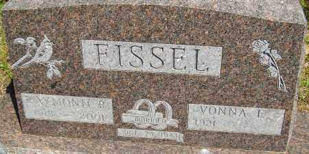 FISSEL, RAYMOND R - Franklin County, Ohio | RAYMOND R FISSEL - Ohio Gravestone Photos