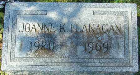 KECK FLANAGAN, JOANNE - Franklin County, Ohio | JOANNE KECK FLANAGAN - Ohio Gravestone Photos