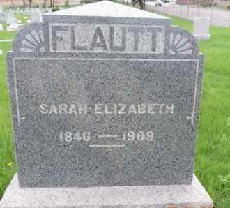 FLAUTT, SARAH - Franklin County, Ohio   SARAH FLAUTT - Ohio Gravestone Photos