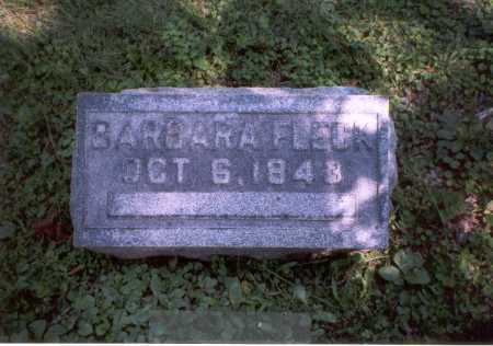NEIBERLEIN FLECK, BARBARA - Franklin County, Ohio | BARBARA NEIBERLEIN FLECK - Ohio Gravestone Photos