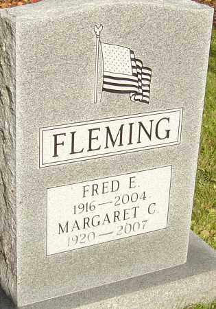 HENRY FLEMING, MARGARET - Franklin County, Ohio | MARGARET HENRY FLEMING - Ohio Gravestone Photos