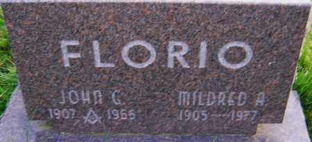 FLORIO, JOHN - Franklin County, Ohio | JOHN FLORIO - Ohio Gravestone Photos