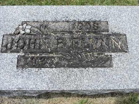 FLYNN, JOHN E. - Franklin County, Ohio   JOHN E. FLYNN - Ohio Gravestone Photos