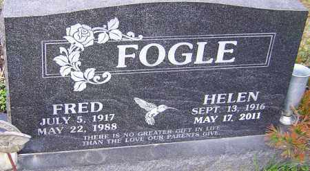 FOGLE, FRED - Franklin County, Ohio | FRED FOGLE - Ohio Gravestone Photos