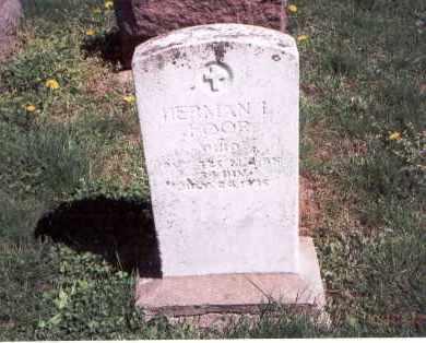 FOOR, HERMAN L. - Franklin County, Ohio | HERMAN L. FOOR - Ohio Gravestone Photos