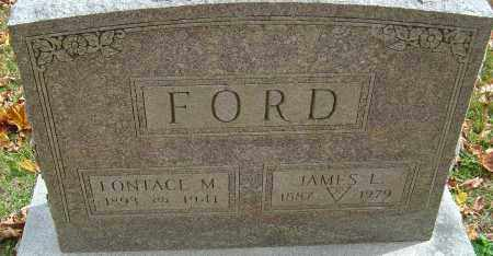 SMITH FORD, FONTACE - Franklin County, Ohio | FONTACE SMITH FORD - Ohio Gravestone Photos