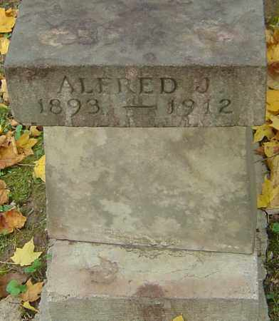 FRAIME, ALFRED J - Franklin County, Ohio   ALFRED J FRAIME - Ohio Gravestone Photos